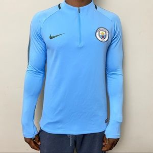 Manchester City Long sleeve Nike Dri fit